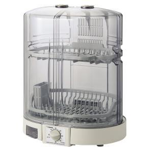 象印 食器乾燥機 縦型 80cmロング排水ホースつき EY-KB50-HA|redheart
