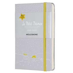 Moleskine Limited Edition Petit Prince 18 Month 2019-2020 Weekly Planner, H|redheart