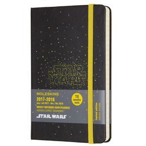 Moleskine Limited Edition Star Wars, 18 Month Weekly Planner, Pocket, Logo|redheart