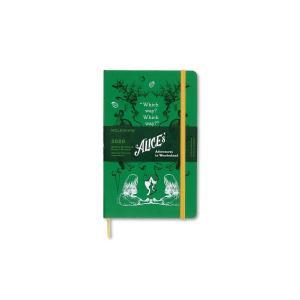 Moleskine Limited Edition Alice In Wonderland 12 Month 2020 Weekly Planner,|redheart