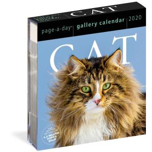 Cat Gallery 2020 Calendar|redheart