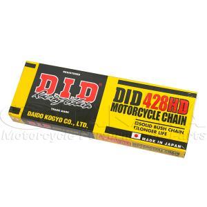 DID製チェーン 428HD-120L_田中商会直営店|redmotoparts
