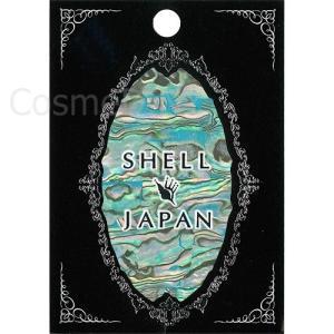 SHELL JAPAN(シェルジャパン)シェルシール アクアブルー NZ-5【ネイルシール】