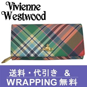 Vivienne Westwood ヴィヴィアン ウエストウッド 長財布 レディース 1032V 30V DERBY CLASSIC redrose