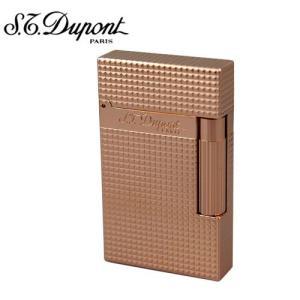 S.T.DUPONT デュポン ライター16424ライン2ダイヤモンドヘッド ピンクゴールド|redrose