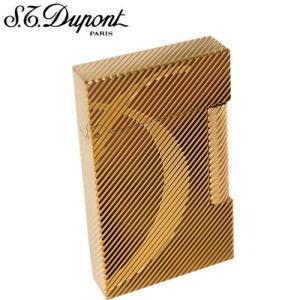 S.T.DUPONT デュポン ライター 16430 ライン2 ピンクゴールドフィニッシュ|redrose