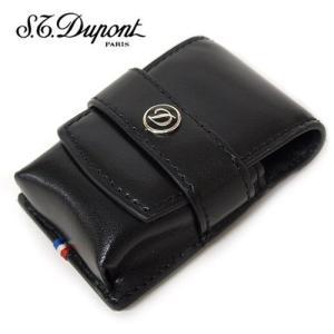 S.T.DUPONT デュポン ライターケース 180024 ブラック|redrose
