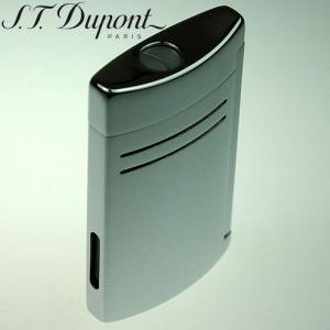 S.T.DUPONT デュポン 電子ガスターボライター20107Nマキシジェット クロームグレー|redrose