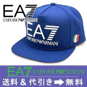 エンポリオアルマーニ・イーエーセブン キャップ 帽子 【キャップ メンズ】275575 90110 redrose