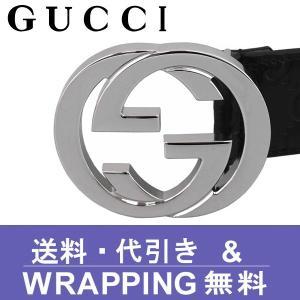 グッチ ベルト GUCCI シグネチャー レザー 411924 CWC1N 1000|redrose