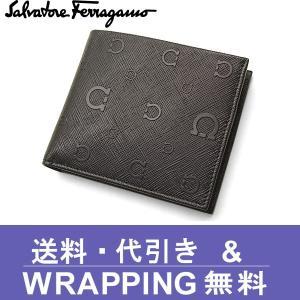 Ferragamo フェラガモ 二つ折り財布(小銭入れあり) 66 9296 01 0515920|redrose