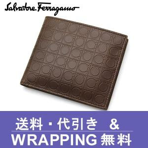 Ferragamo フェラガモ 二つ折り財布(小銭入れあり) 66 9685 02 0572515|redrose