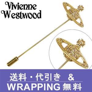 ヴィヴィアン ウエストウッド ピンズ(ラペルピン) 710413B 2|redrose