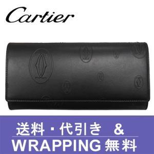 カルティエ Cartier 長財布(小銭入れあり) レディース ハッピーバースデー L3001496 redrose