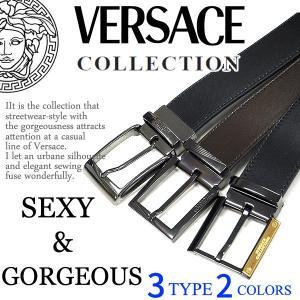 ベルト メンズ ヴェルサーチ コレクション ベルト VERSACE |redrose