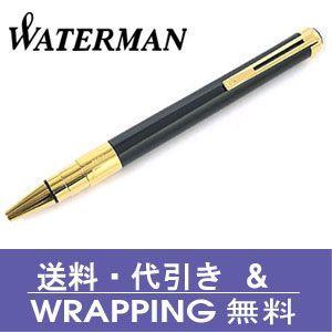 ウォーターマン【WATERMAN】ボールペン パースペクティブ ブラックGTBP【送料無料】|redrose