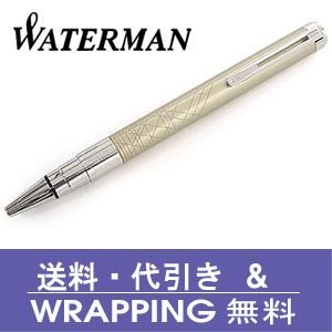 ウォーターマン【WATERMAN】ボールペン パースペクティブ デコシャンパンCTBP【送料無料】|redrose