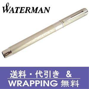 ウォーターマン【WATERMAN】万年筆パースペクティブ デコシャンパンCTFP【送料無料】|redrose