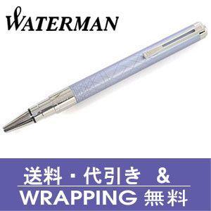 ウォーターマン【WATERMAN】ボールペン パースペクティブ デコブルーCTBP【送料無料】|redrose