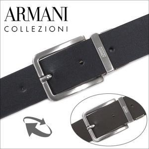 アルマーニ・コレッツォーニ ベルト ARMANI COLLEZIONI (リバーシブル) Y6S029(931087)|redrose