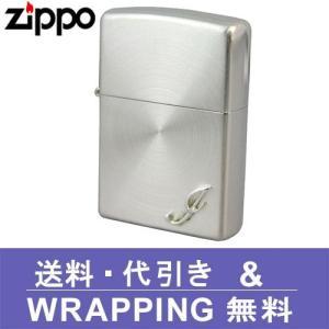 zippo ジッポ ライター イニシャルメタル (I) SSP-I ZP178|redrose