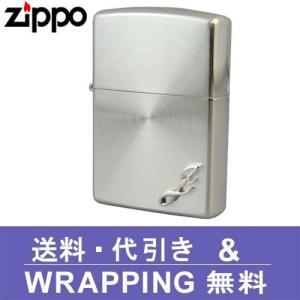 zippo ジッポ ライター イニシャルメタル (J) SSP-J ZP179|redrose