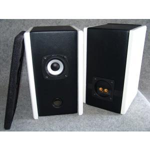 高音質&高バランス小型8cmフルレンジ<SLRプレシャス8>新発売2本ペア|redzone2019r