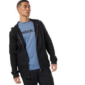 セール価格  リーボック公式 ジャケット Reebok EL フリース フルジップパーカー|reebok