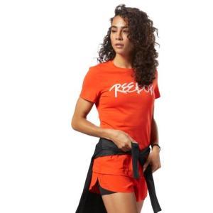 セール価格  リーボック公式 Tシャツ Reebok GS スクリプトREEBOK グラフィックTシャツ|reebok