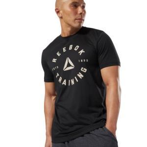 セール価格  リーボック公式 Tシャツ Reebok GS Training Speedwick Tee|reebok
