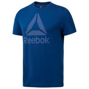 セール価格  リーボック公式 Tシャツ Reebok GS DELTA LOGO グラフィックTシャツ|reebok