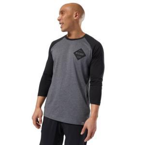 セール価格  リーボック公式 Tシャツ Reebok GS Reebok Raglan|reebok