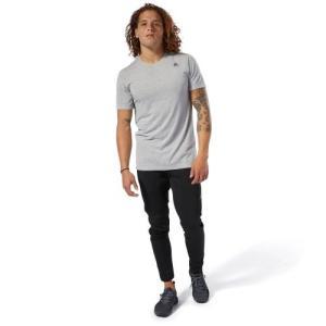 セール価格 リーボック公式 Tシャツ Reebok WOR SUPREMIUM ショートスリーブ Tシャツ|reebok