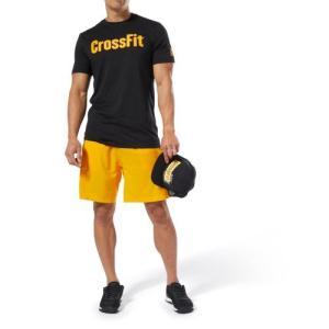 吸汗速乾性のある素材を使用しチェストにCrossFitロゴを配した定番のショートスリーブTシャツ。 ...