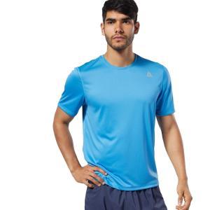 軽量で肌触りの良い素材を使用したスリムフィットのTシャツ。反射プリントを搭載し、夜間のランニングでも...