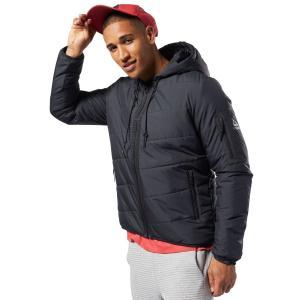 アウトレット価格 リーボック公式 ジャケット Reebok パデット ジャケット