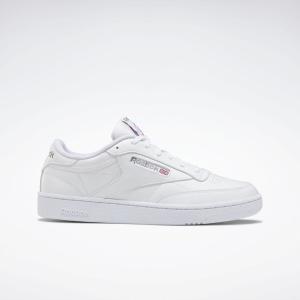 返品可 リーボック公式 スニーカー Reebok クラブ シー / Club C 85 Shoes