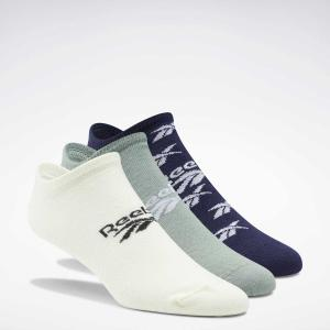 期間限定SALE 7/30 17:00〜8/2 16:59 リーボック公式 ソックス Reebok クラシックス インビジブル ソックス 3足組 / Classics Invisible Socks 3 Pairs|Reebok Shop PayPayモール店