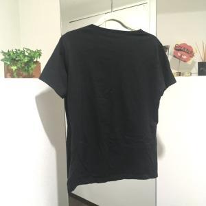 Vivienne Westwood ヴィヴィアンウエストウッド コットン スカル 半袖Tシャツ ブラック レディース 【中古】|reference|02