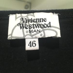 Vivienne Westwood ヴィヴィアンウエストウッド コットン スカル 半袖Tシャツ ブラック レディース 【中古】|reference|03