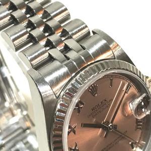 ROLEX ロレックス 78274 デイトジャスト オイスターパーペチュアル デイト ローマインデックス 腕時計 ホワイトゴールド ボーイズ 【中古】|reference|03
