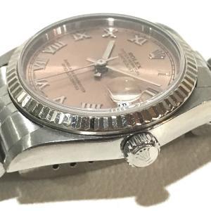 ROLEX ロレックス 78274 デイトジャスト オイスターパーペチュアル デイト ローマインデックス 腕時計 ホワイトゴールド ボーイズ 【中古】|reference|07