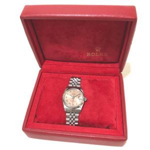 ROLEX ロレックス 78274 デイトジャスト オイスターパーペチュアル デイト ローマインデックス 腕時計 ホワイトゴールド ボーイズ 【中古】|reference|08