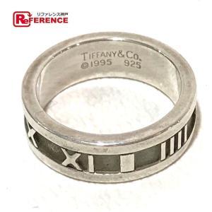 TIFFANY&Co. ティファニー アクセサリー 小物 リング・指輪 12号 シルバー レディース 【中古】 reference