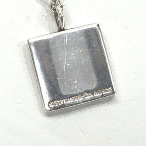 TIFFANY&Co. ティファニー 22991841 アクセサリー ネックレス シルバー レディース 【中古】|reference|04