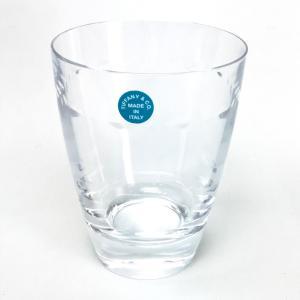 TIFFANY&Co. ティファニー ペアグラス タンブラー コップ グラマシー グラス クリア ユニセックス  未使用【中古】 reference 02