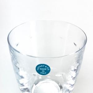 TIFFANY&Co. ティファニー ペアグラス タンブラー コップ グラマシー グラス クリア ユニセックス  未使用【中古】 reference 03