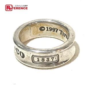 TIFFANY&Co. ティファニー アクセサリー 小物 1837 リング・指輪 11.5号 シルバー ユニセックス 【中古】|reference