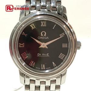OMEGA オメガ 4570.52 レディース腕時計 腕時計 シルバー レディース 【中古】 reference