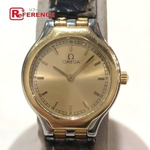 OMEGA オメガ レディース腕時計 腕時計 ブラウン レディース 【中古】 reference